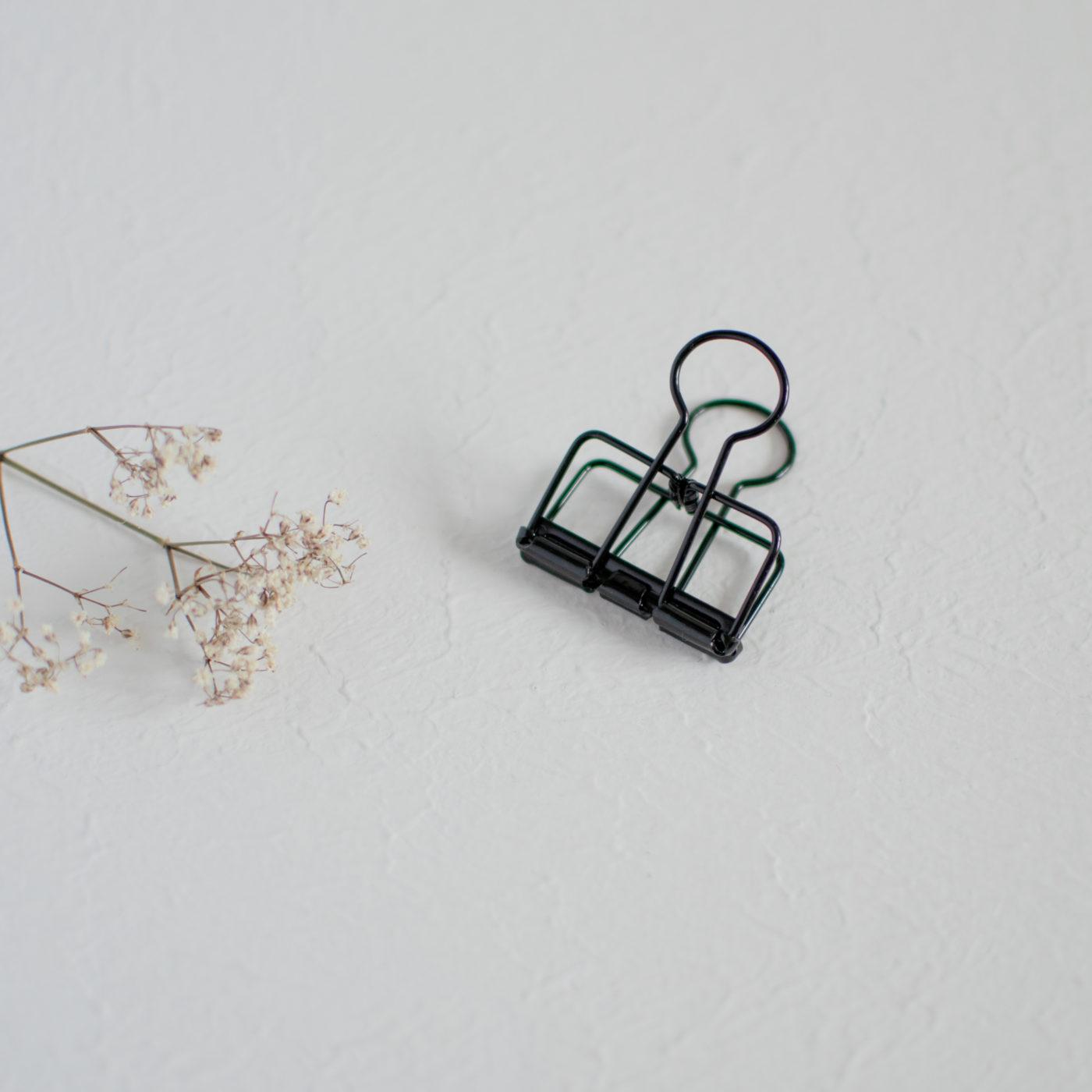 Paperclips schwarz