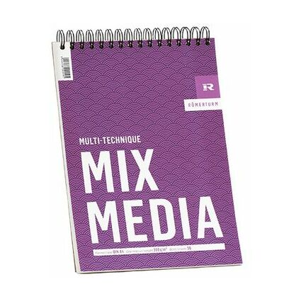 Römerturm Mix Media